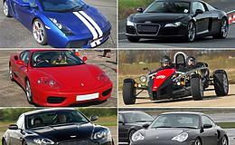 Supercar Double Special Offer Experience from Trackdays.co.uk