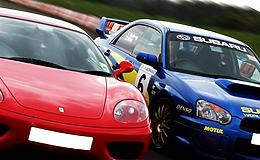 Supercar Thrill Upgrade Experience from Trackdays.co.uk