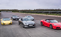 Supercar Thrill Offer Experience from Trackdays.co.uk