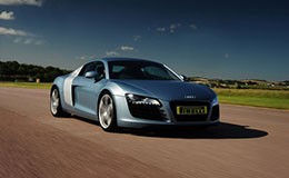 Audi R8 Track Drive Experience from Trackdays.co.uk