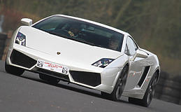 Supercar Triple Thrill    Experience from Trackdays.co.uk