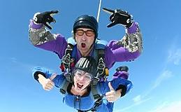 Tandem Skydive in Cambridgeshire Experience from Trackdays.co.uk