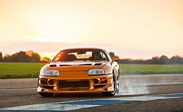 Toyota Supra Thrill Experience from Trackdays.co.uk