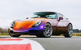 TVR T350C Thrill Experience from Trackdays.co.uk