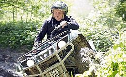 Two Hour Quad Bike Thrill Experience from Trackdays.co.uk
