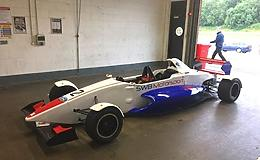Typhoon Turbo 2 Seater Passenger Ride Experience from Trackdays.co.uk