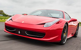 Ultimate Ferrari Blast Experience from Trackdays.co.uk