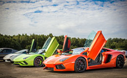 Ultimate Lamborghini Choice Experience from Trackdays.co.uk