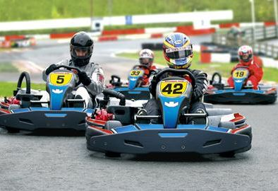 1 Hour Go Karting Endurance Race Driving Experience 1