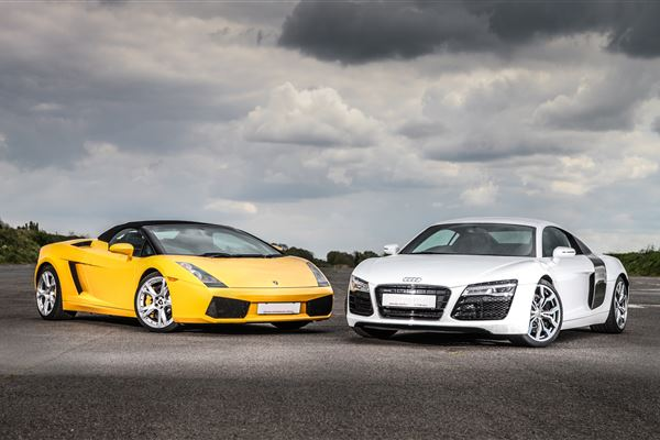1 Supercar Blast Driving Experience 3