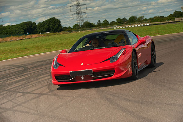 2 for 1 Supercar Blast Driving Experience 1