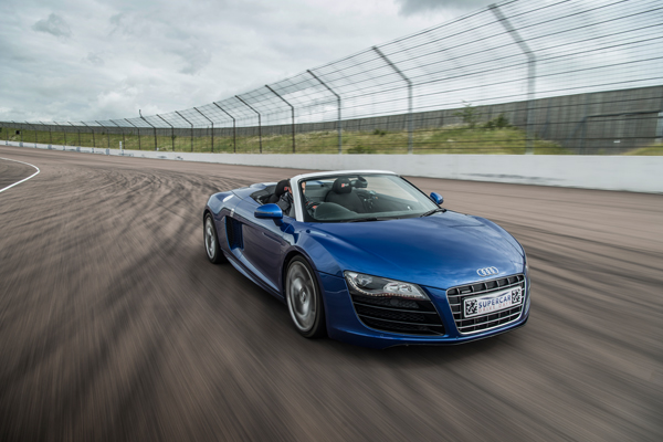 Triple Supercar Blast Driving Experience 3
