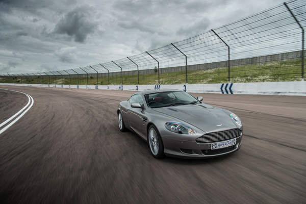 Four Supercar Blast Driving Experience 3