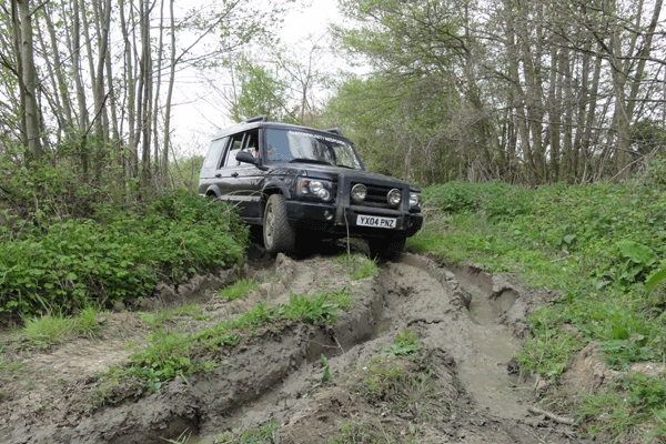 off road corporate day