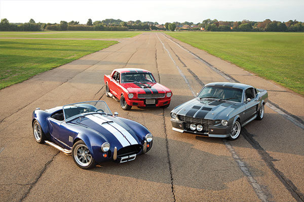 American Muscle Triple Driving Experience 1