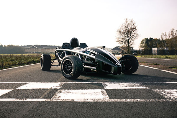 Ariel Atom 300 Driving Experience 2