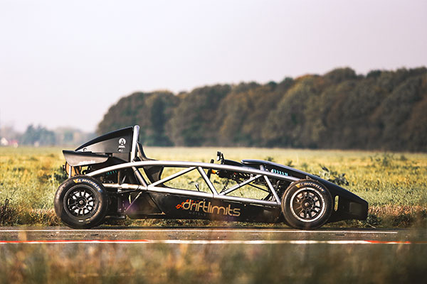 Ariel Atom 300 Driving Experience 3