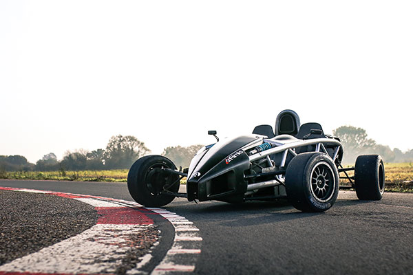 Ariel Atom 300 Driving Experience 1
