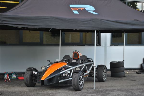 Ariel Atom Track Day Car Hire Driving Experience 3