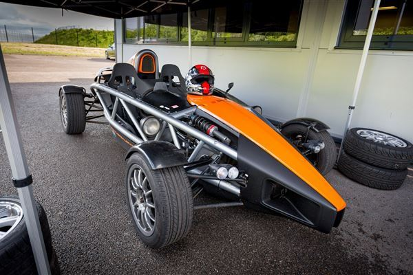 Ariel Atom Track Day Car Hire Driving Experience 1