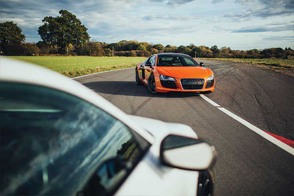 Audi R8 Driving Thrill Driving Experience 3