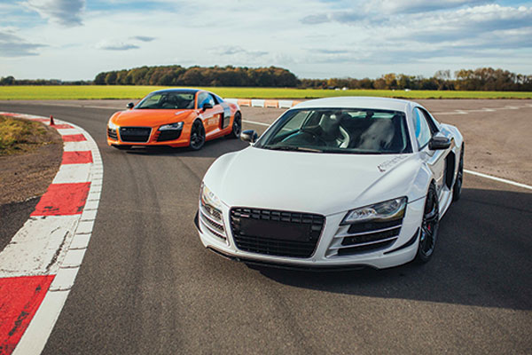 Audi R8 Driving Thrill Driving Experience 1