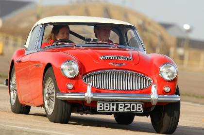 Austin Healey 3000 Thrill Driving Experience 1