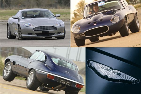 Best of British Classic Car Thrill Driving Experience 1