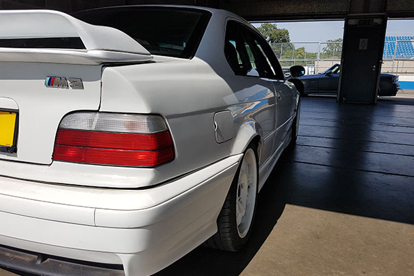 BMW E36 M3 EVO Stage 2 Track Day Car Hire Driving Experience 3