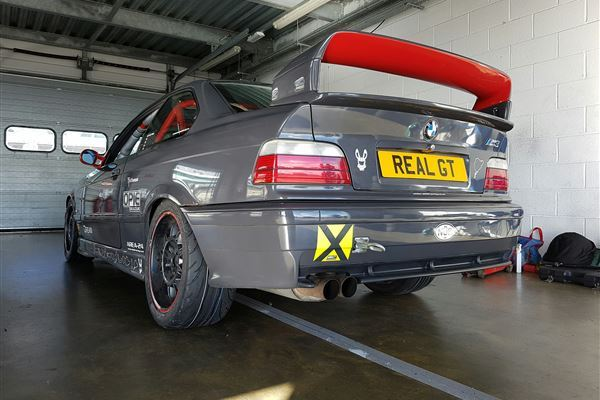 BMW E36 M3 EVO Track Day Car Hire Driving Experience 2