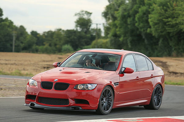BMW E90 M3 Thrill Driving Experience 2