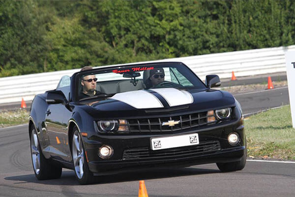 American Muscle Car Driving Experiences Track Days
