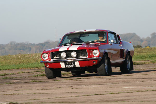 Classic Car Double Blast Driving Experience 2