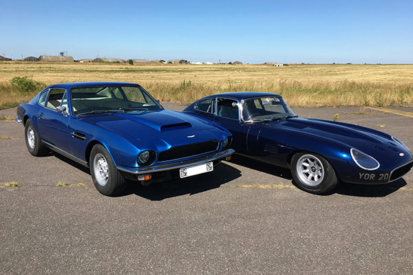 Classic Car Double Blast Driving Experience 1
