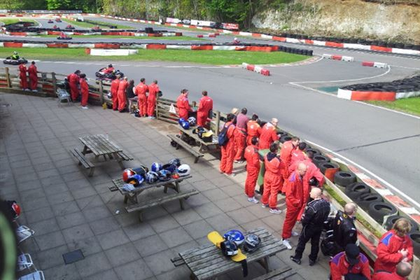 Corporate 30 Minute Karting Endurance Driving Experience 2