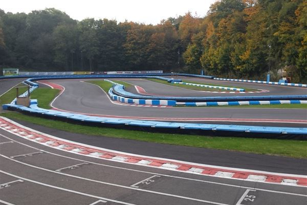 Corporate 45 Minute Karting Endurance Driving Experience 2