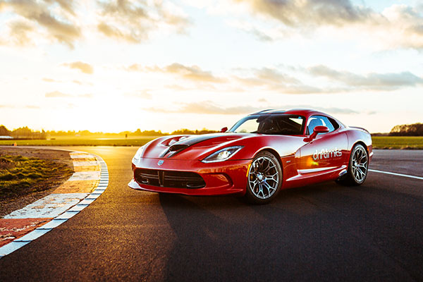 Dodge Viper VX SRT Thrill Driving Experience 1
