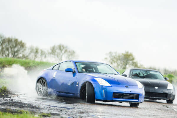 Drift Passenger Ride Driving Experience 1