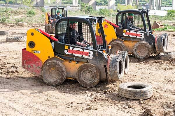 Dumper Truck Racing for Two Driving Experience 3