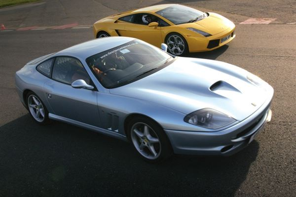 Supercar 4 Driving Experience 4