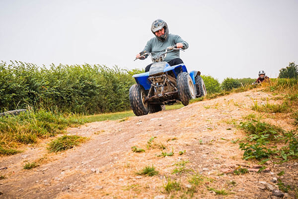 Family Quad Bike Off Road Experience Driving Experience 2