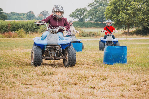 Family Quad Bike Off Road Experience Driving Experience 1