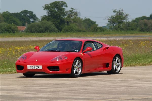 Ferrari Thrill Driving Experience 4