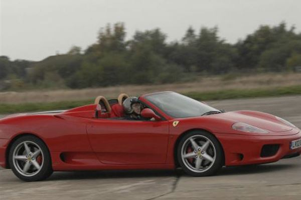 Ferrari 430 Thrill and Hot Laps Driving Experience 2