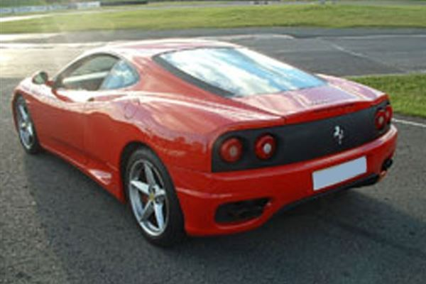 Ferrari 430 Thrill and Hot Laps Driving Experience 1