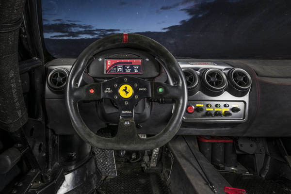 Ferrari 430 Challenge Driving Experience 3