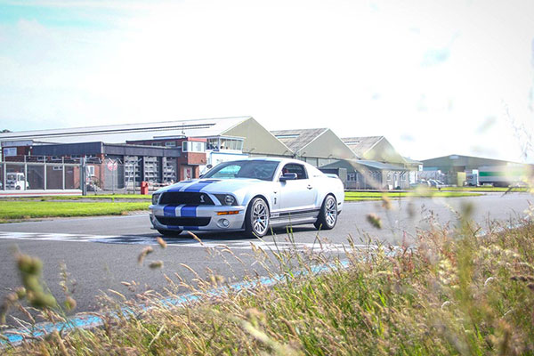 Ford Shelby GT Blast Driving Experience 2