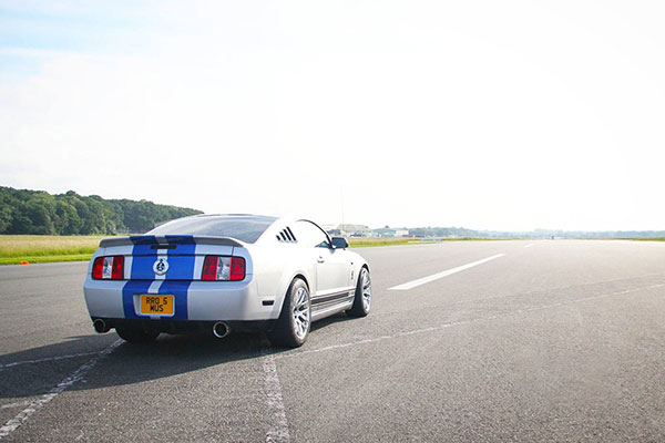 Ford Mustang Fastback Blast Driving Experience 3