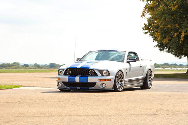 Ford Shelby GT Blast Driving Experience 1