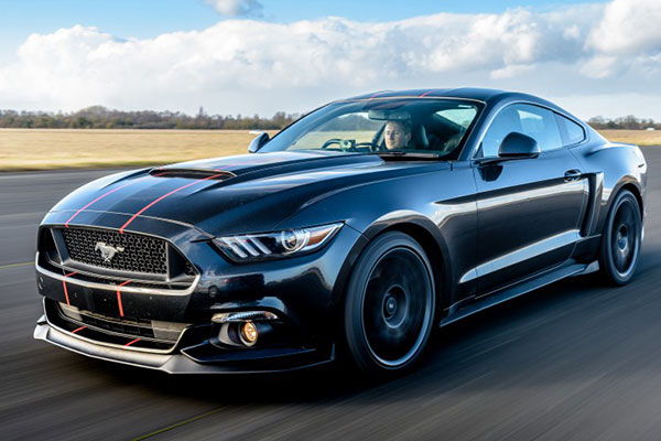Ford Mustang GT Blast Driving Experience 3